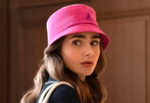 Lily Collins i Emily in Paris (Netflix)