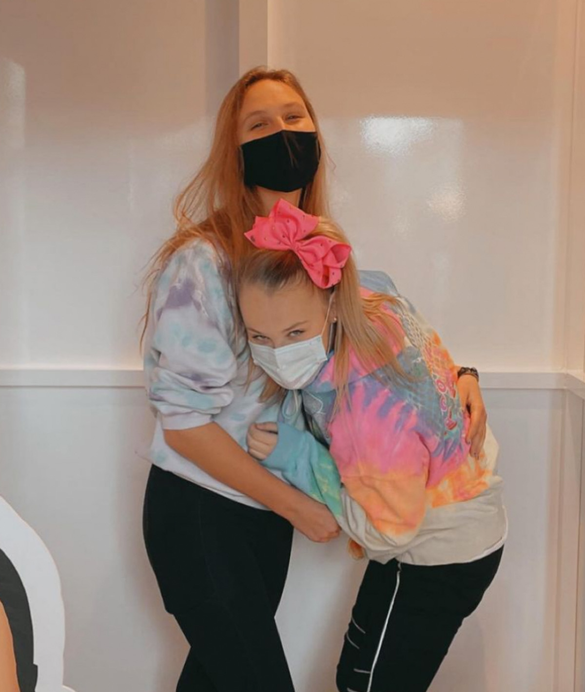 Kylie og JoJo (Instagram/itsjojosiwa)