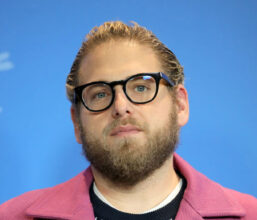 Jonah Hill presenterer sin film Mid90s på Berlinale International Film Festival Berlin i 2019 i Berlin (Andreas Rentz/Getty)