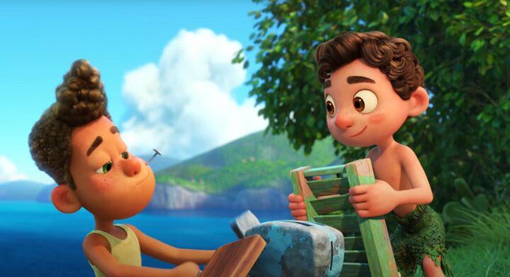 Luca (Pixar/Disney)