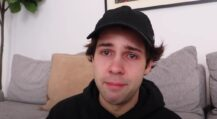 David Dobrik new apology video crying Dom Zeglaitis (1)