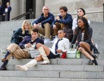 Skuespillerne i nye Gossip Girl kommer ikke godt ut i ny video