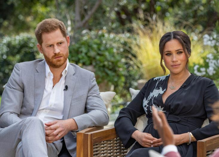 Meghan Markle og prins Harry anklager det britiske kongehuset for rasisme