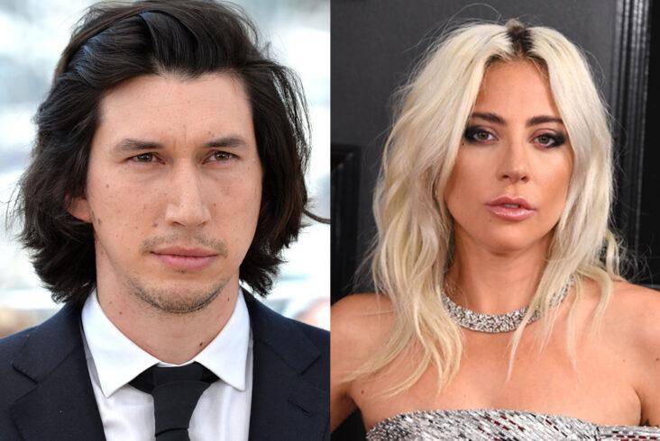 Adam Driver og Lady Gaga teamer opp i House of Gucci (Anthony Harvey/FilmMagic, Steve Granitz/WireImage)