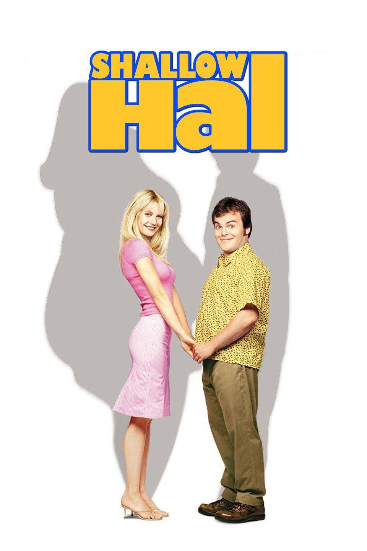 Filmplakaten til Shallow Hal fra 2001 (20th Century Fox)