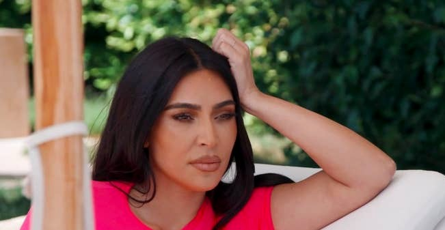 kim kardashian kanye west divorce kuwtk episode 2