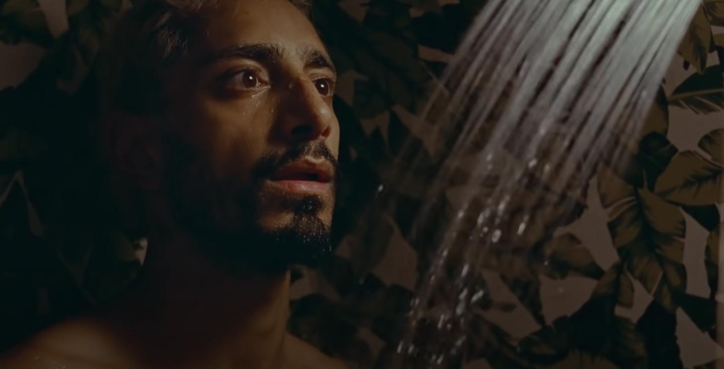 Riz Ahmed som Ruben Stone i Sound of Metal (Amazon)