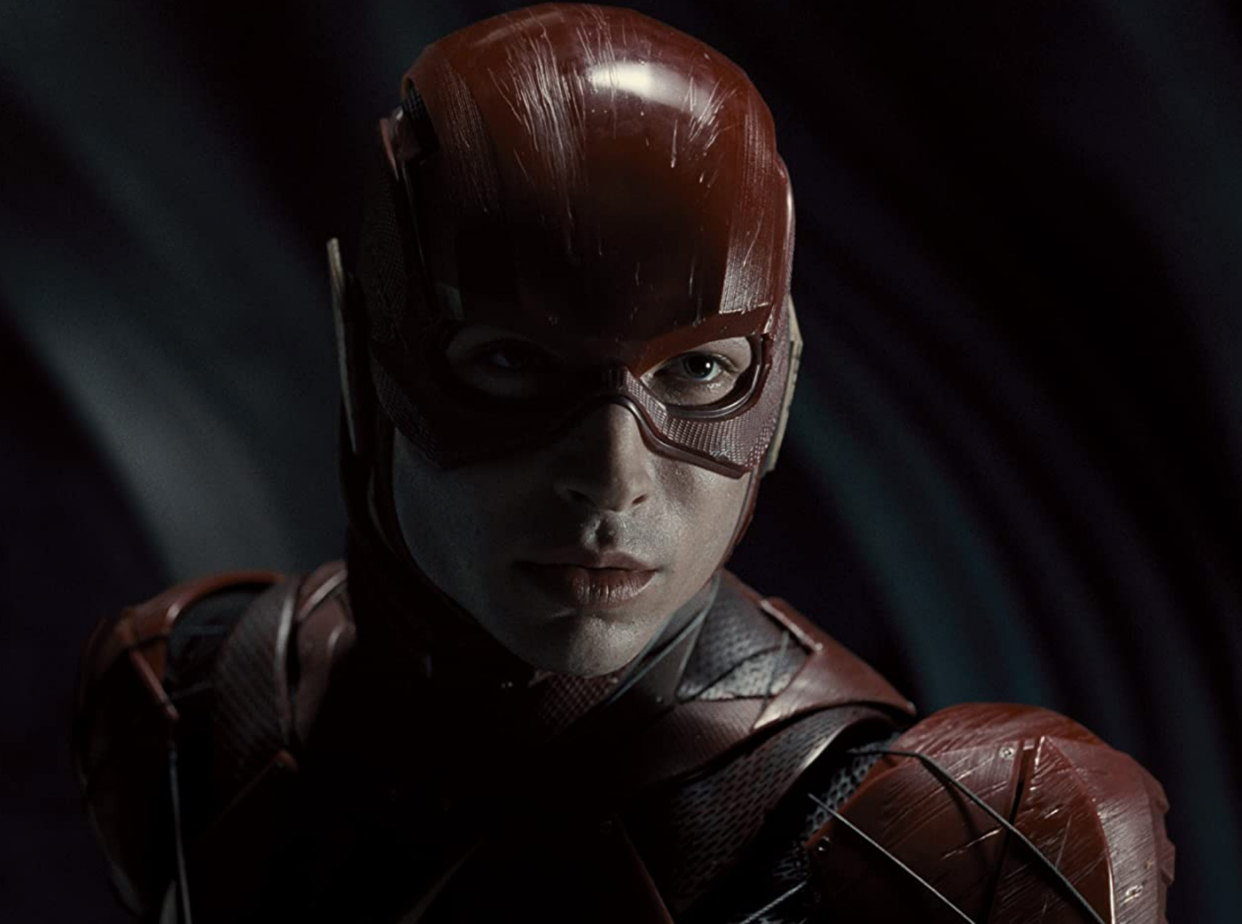 Ezra Miller som The Flash (DC/Warner Bros.)