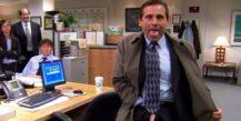 the office improvised scenes