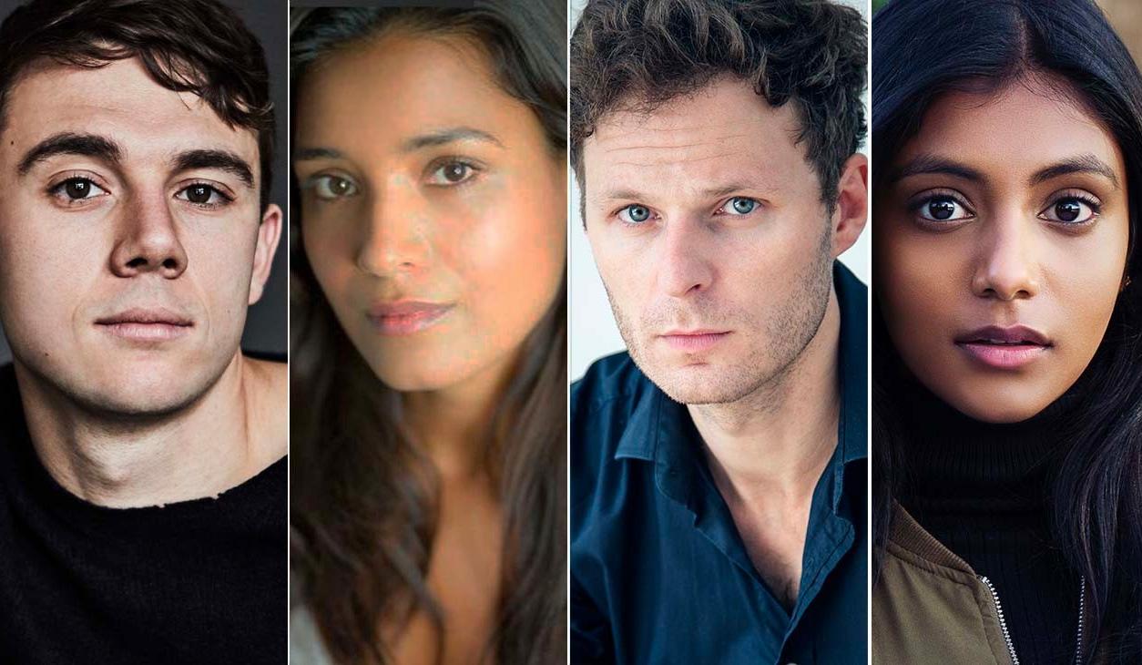 Calam Lynch, Shelley Conn, Rupert Young, Charitra Chandran (Netflix)