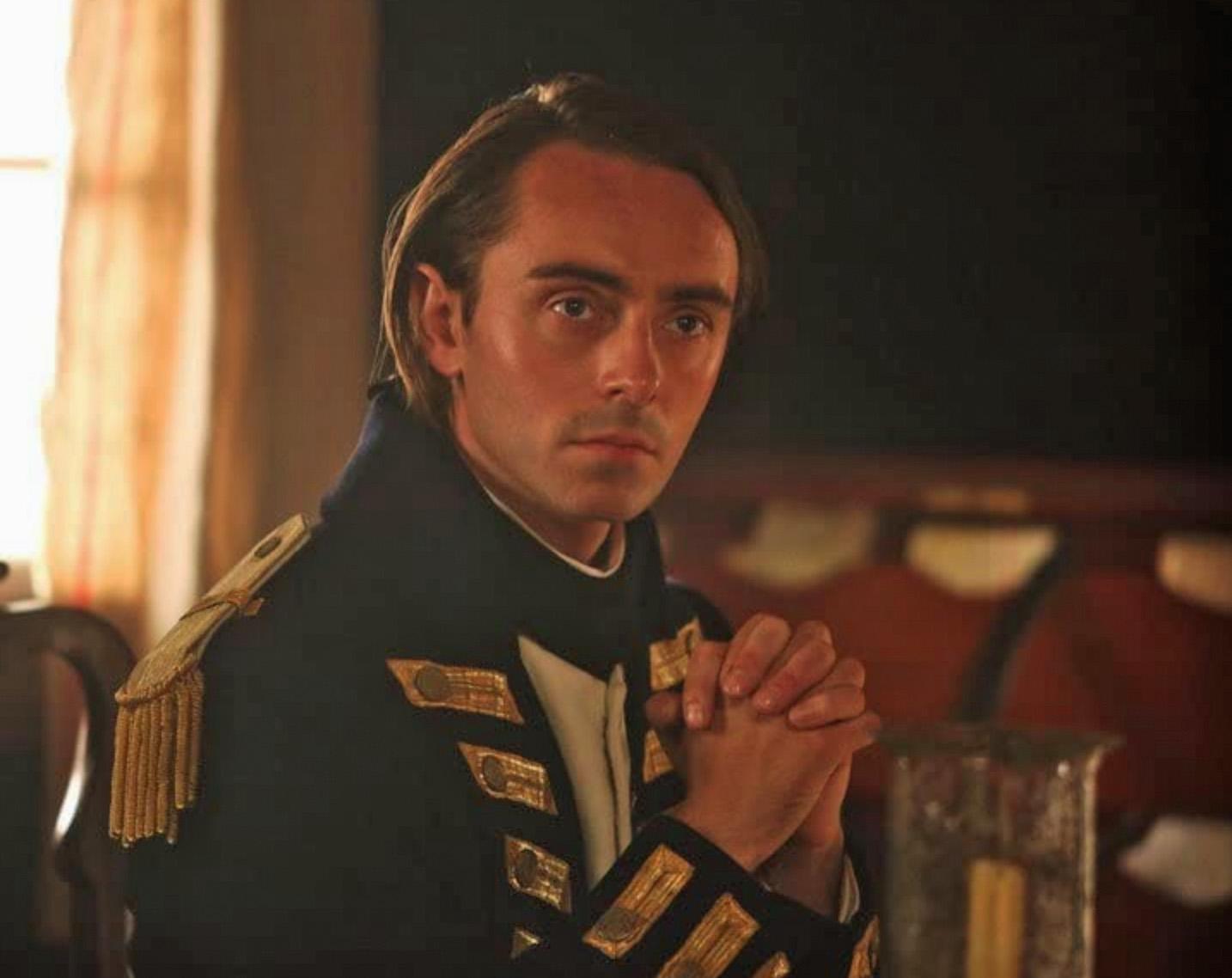 David Dawson som King Alfred i The Last Kingdom (BBC)