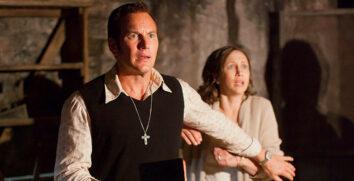 Patrick Wilson og Vera Farmiga er tilbake som Ed og Lorraine Warren (Warner Bros.)