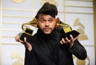 The Weeknd alias Abel Makkonen Tesfaye (Jason LaVeris/FilmMagic)