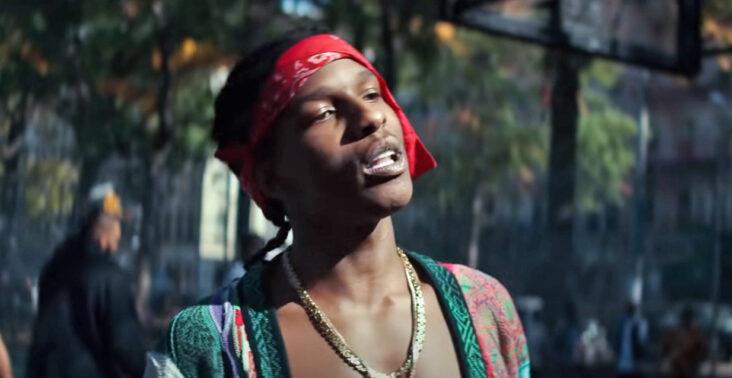 A$AP Rocky i Monster (Netflix)