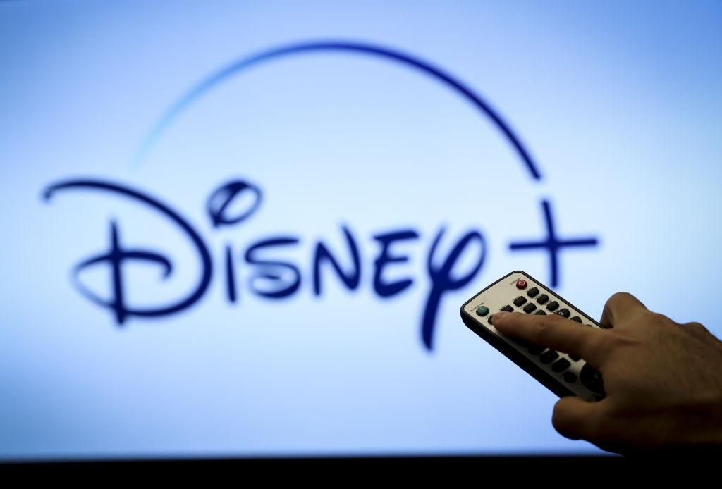 Disney Plus (Hakan Nural/Anadolu/Getty)