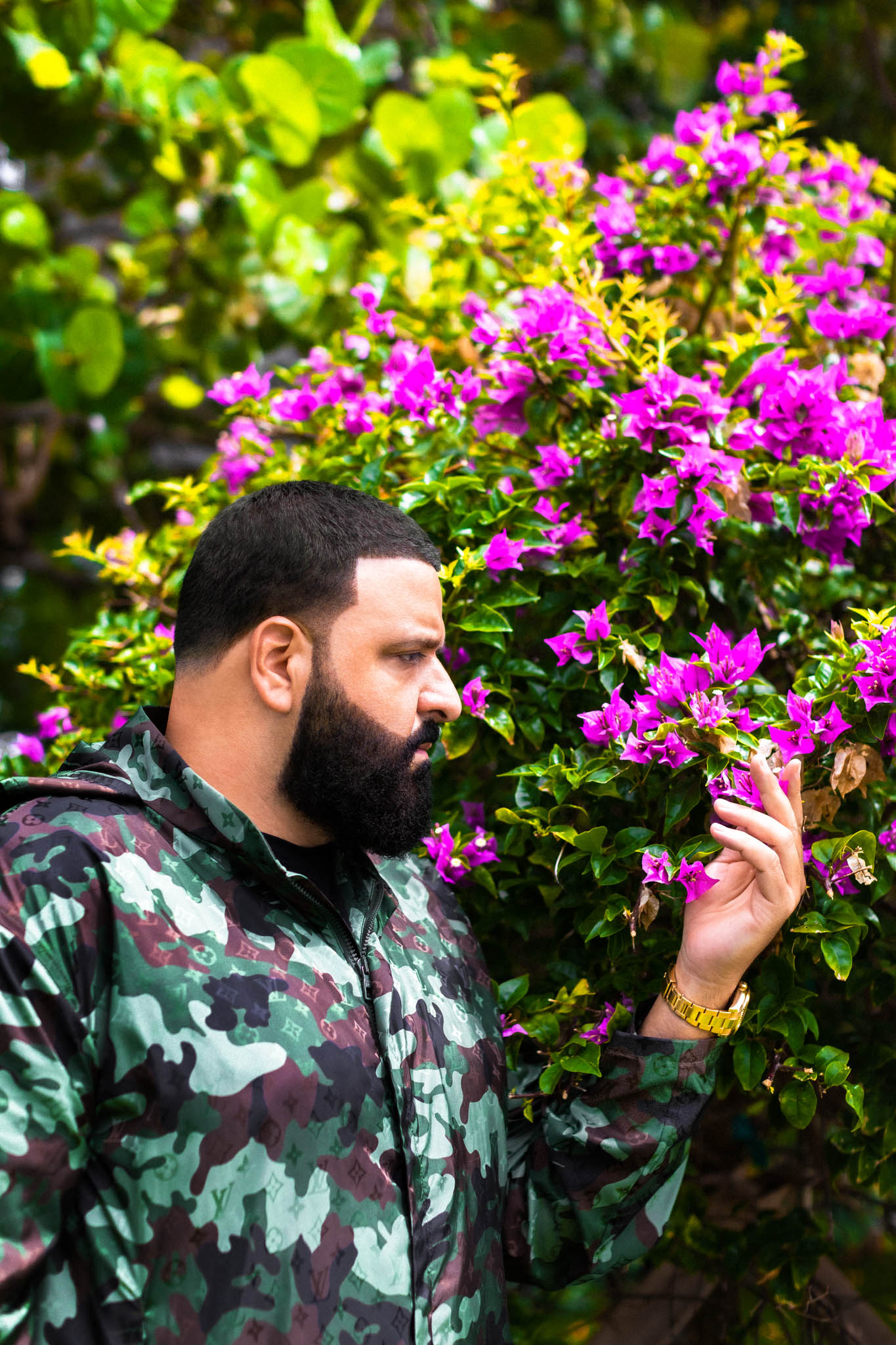 Botikaneren DJ Khaled alias Khaled Mohamed Khaled (We The Best/Roc Nation/Epic)