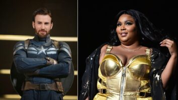 lizzo captain chris evans captain america instagram dm tiktok