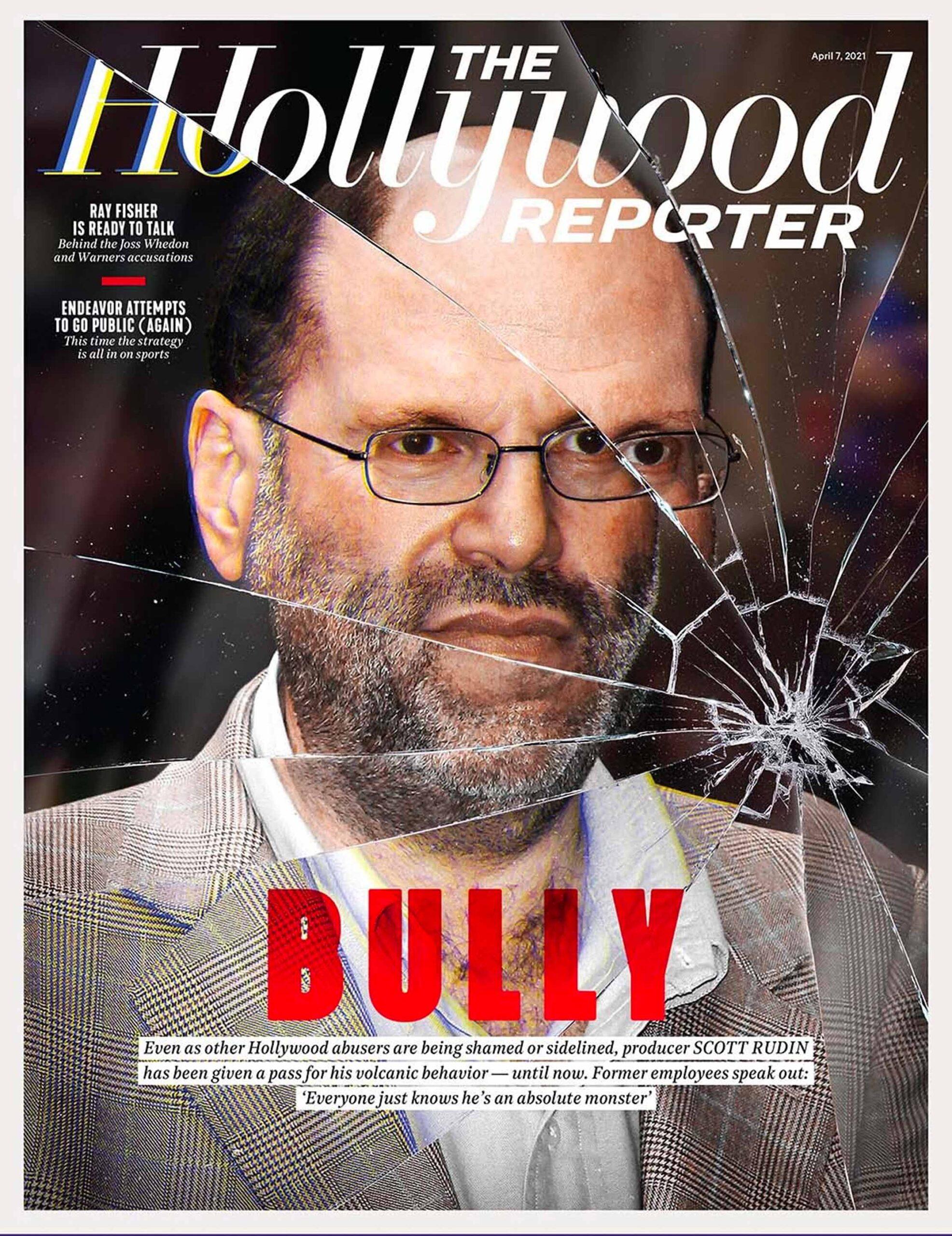 Scott Rudin alias mobber (faksimile The Hollywood Reporter)