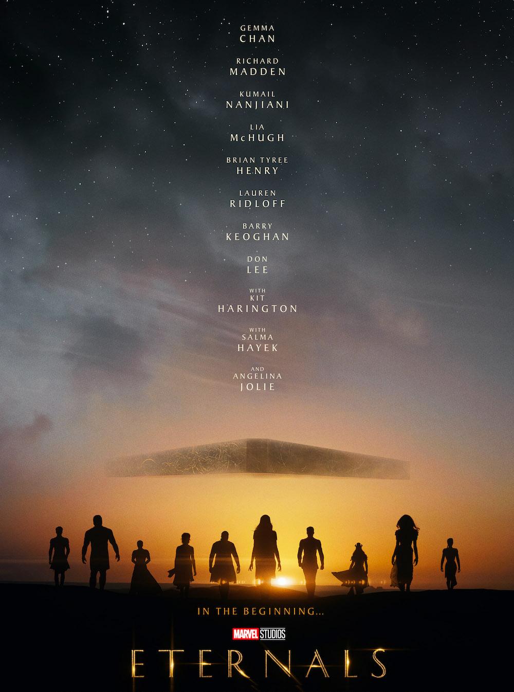 Årets største ensemble-film (Marvel/Disney)