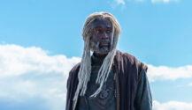Steve Toussaint som Lord Corlys Velaryon alias The Sea Snake i House of the Dragon (HBO)