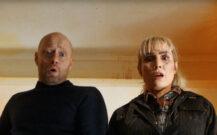 I onde dager alias The Trip med Aksel Hennie og Noomie Rapace (SF/XYZ)
