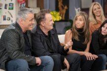 Matthew Perry åpner opp om angst under Friends: The Reunion