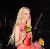 Anya Taylor-Joy etter Saturday Night Live alias SNL 22. mai 2021 i New York (Robert Kamau/GC Images)