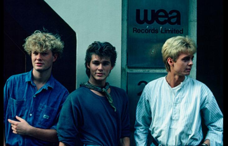Magne, Morten og Pål alias a-ha (Motlys/WEA)