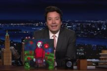 girl in red serotonin the tonight show jimmy fallon (1)