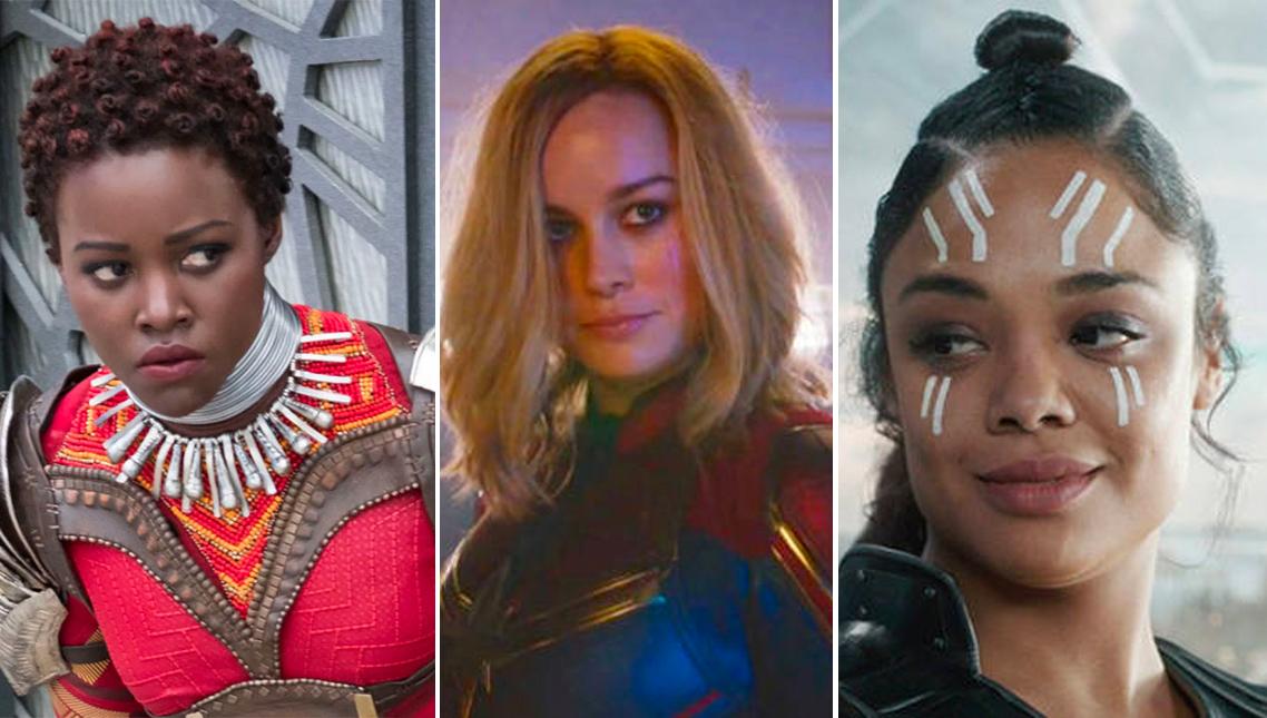 Marvel-dronninger (Marvel/Disney)