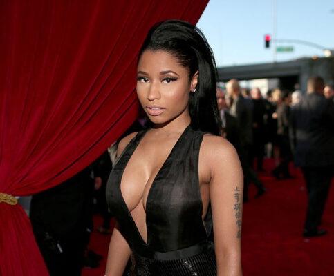 Nicki Minaj (Christopher Polk/WireImage)