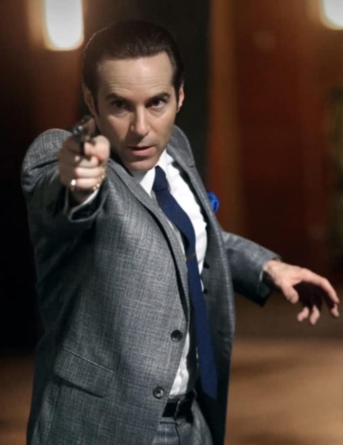 Alessandro Nivola som Uncle Dick i The Many Saints of Newark (HBO)
