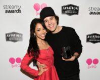 David Dobrik Liza Koshy Streamy Awards 2017