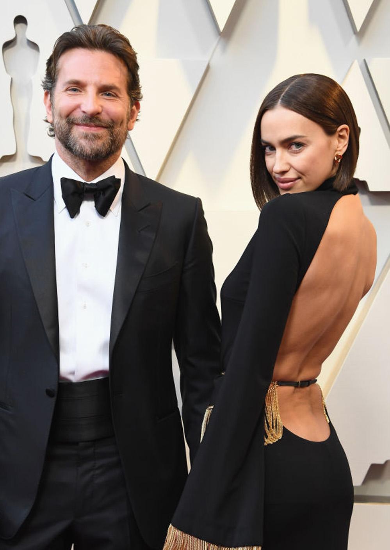 Bradley Cooper og Irina Shayk på Oscar-utdelingen i 2019 (Steve Granitz/WireImage)