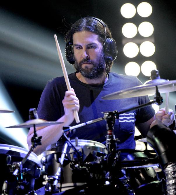 Rob Bourdon fra Linkin Park (Scott Dudelson/WireImage)
