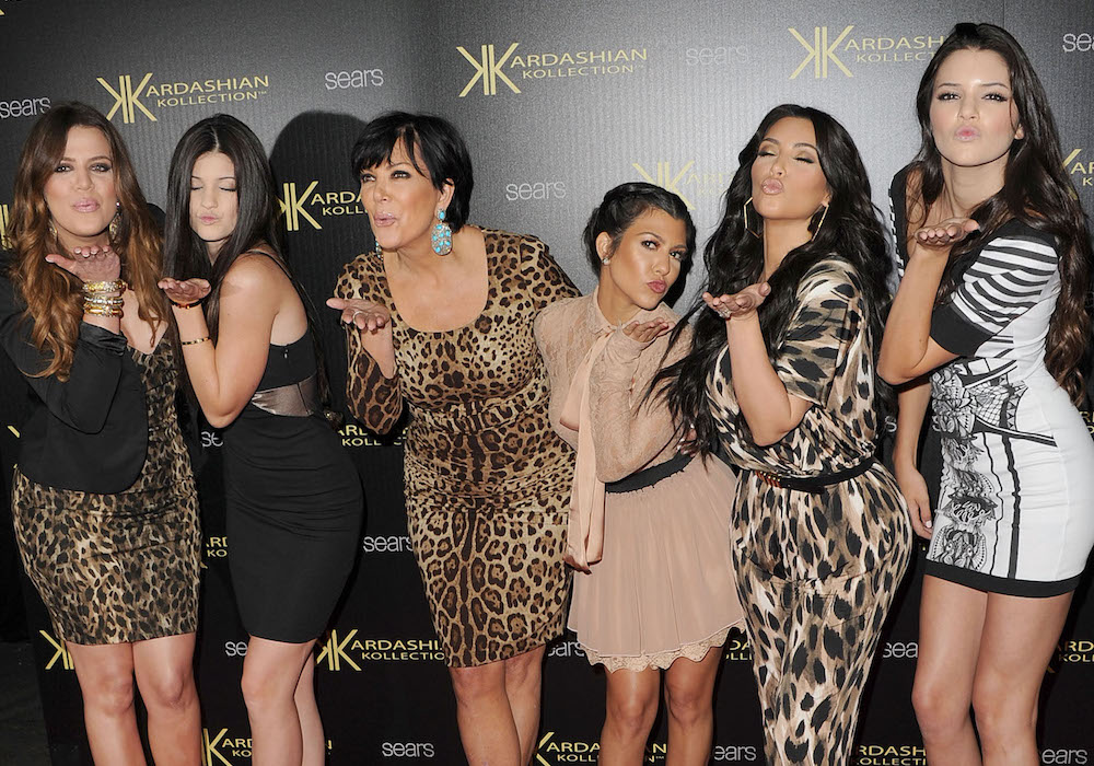 Tar farvel med Keeping Up with the Kardashians