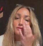 Jamie Lynn Spears tar nesten til tårene (Instagram/jamielynnspears)