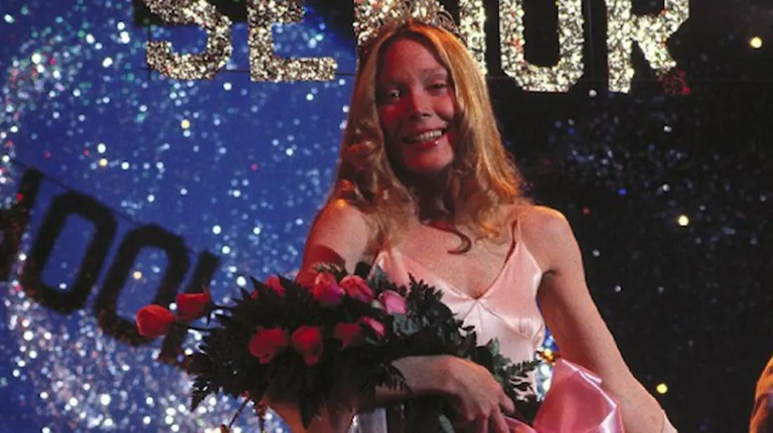 Sissy Spacek i Carrie (United Artists)