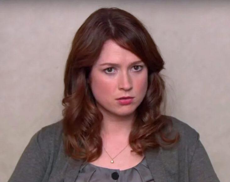 Ellie Kemper som som Erin Hannon i The Office (NBC)