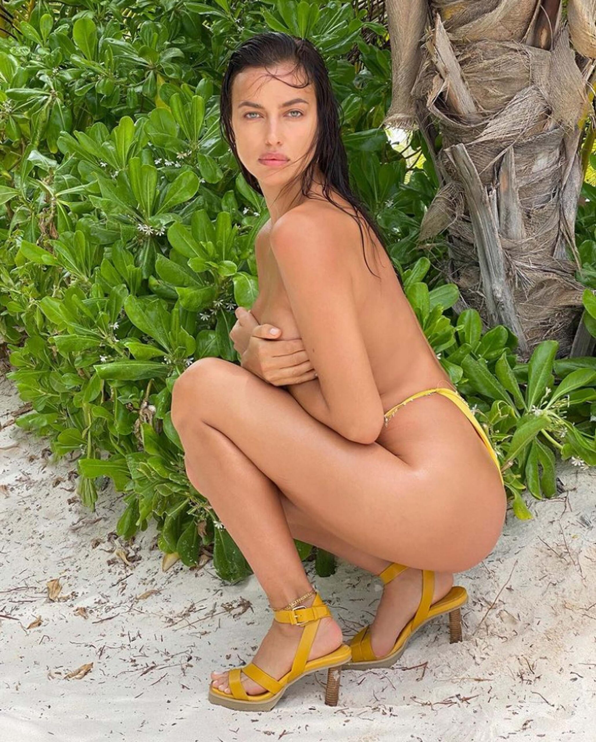 Irina Shayk juni 2021 (Instagram/irinashayk)