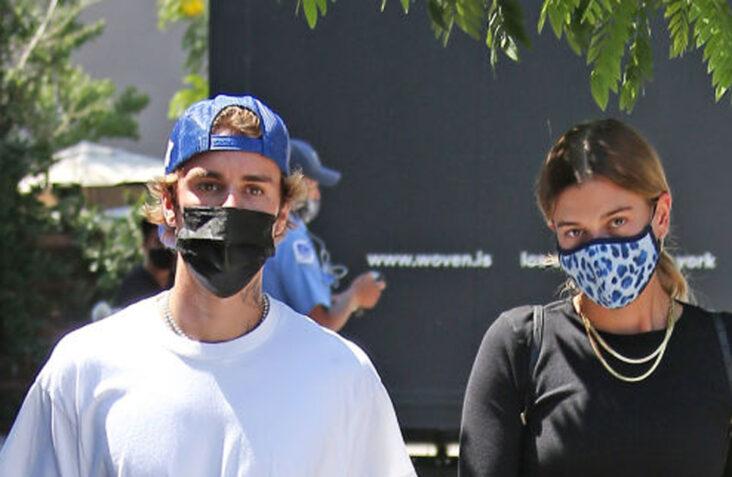 Justin og Hailey Bieber (MEGA/GC Images)