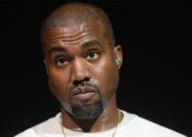 Kanye West (Scott Dudelson/FilmMagic)