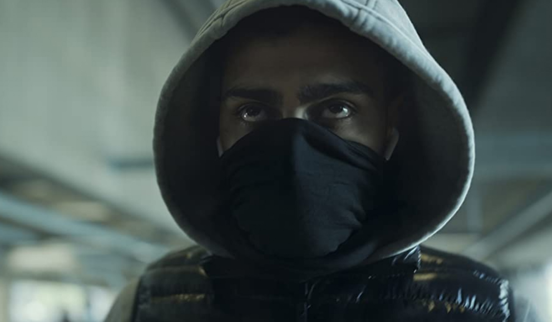 Alexander Abdallah som Salim (Netflix)