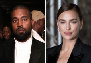 Er det over for Kanye West og Irina Shayk?