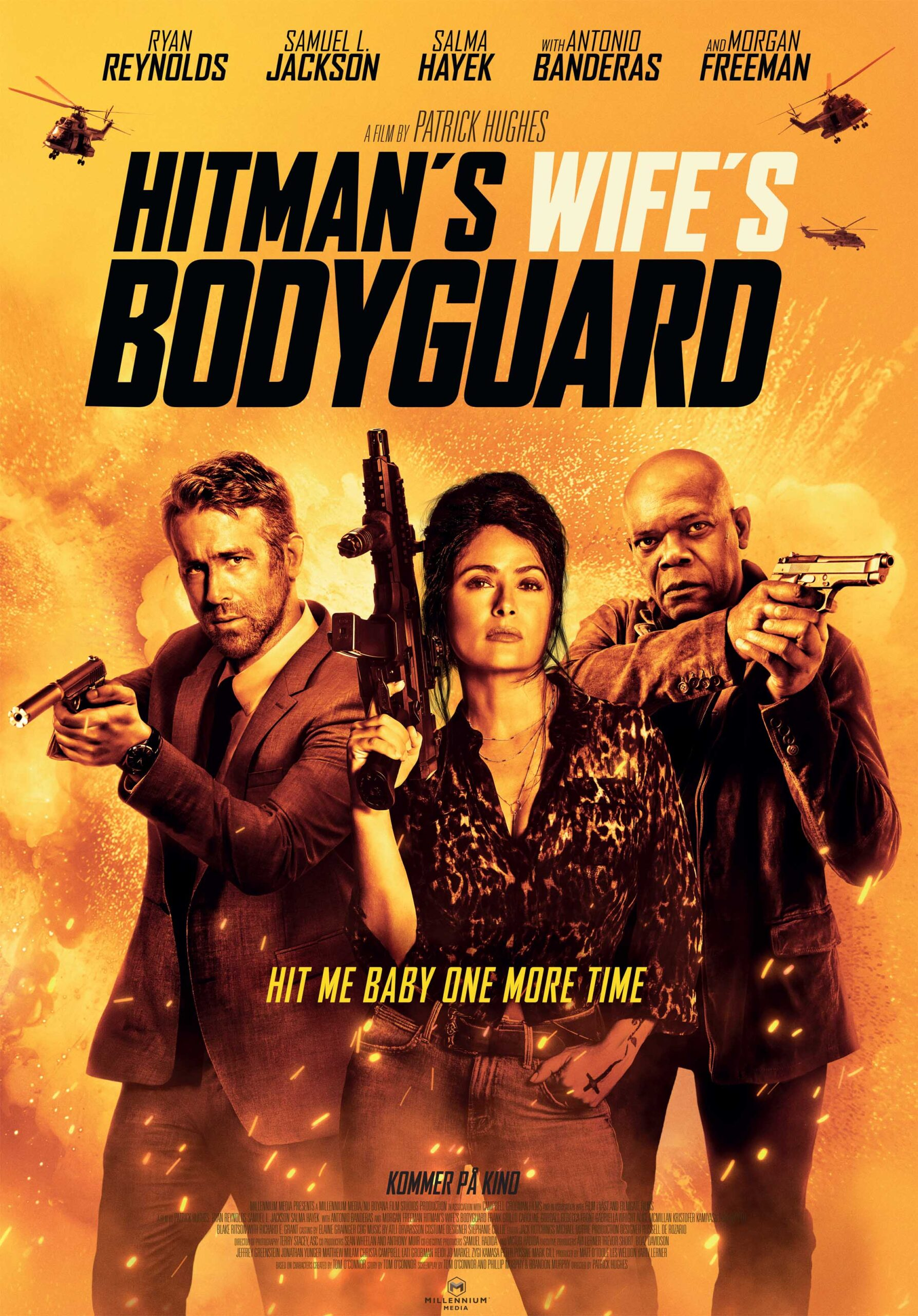 Hitman's Wife's Bodyguard (Another World Entertainment/Lionsgate)