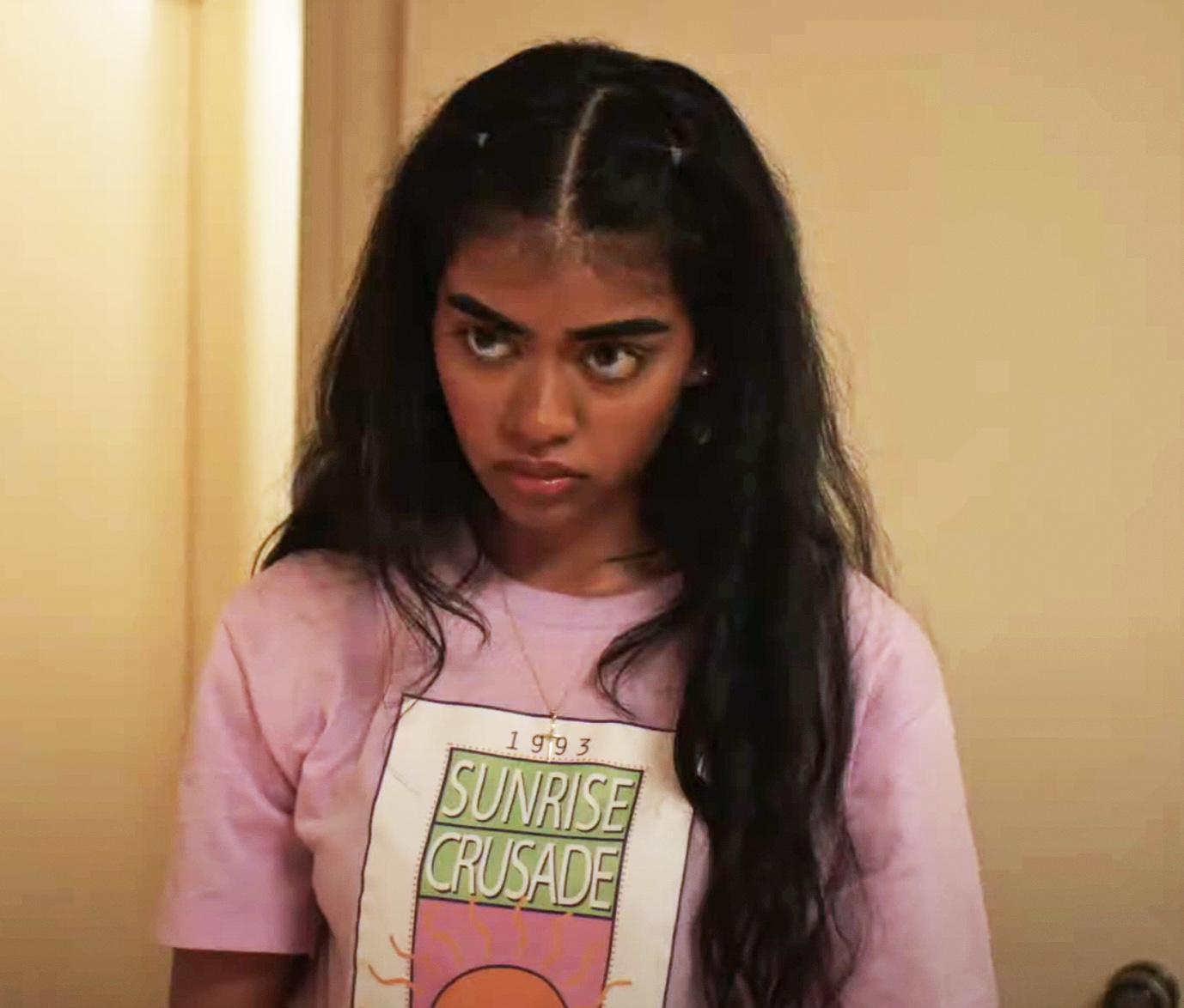 Megan Suri som Claire i Dramarama (Ambrosia Pictures)