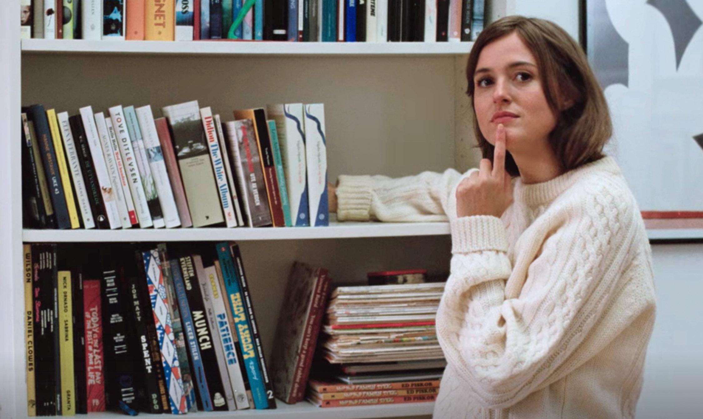 Renate Reinsve som Julie i Verdens verste menneske (SF Studios/Oslo Pictures)