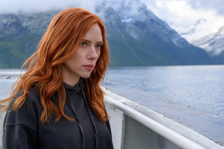 Black Widow i Norge: Scarlett Johansson alias Natasha Romanoff (Marvel/Disney)