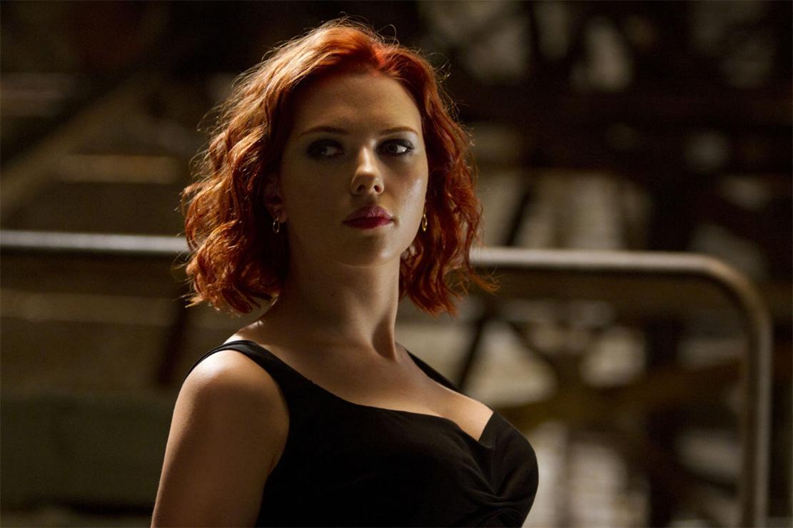 Throwback: Black Widow i Iron Man 2 fra 2010 (Marvel/Disney)