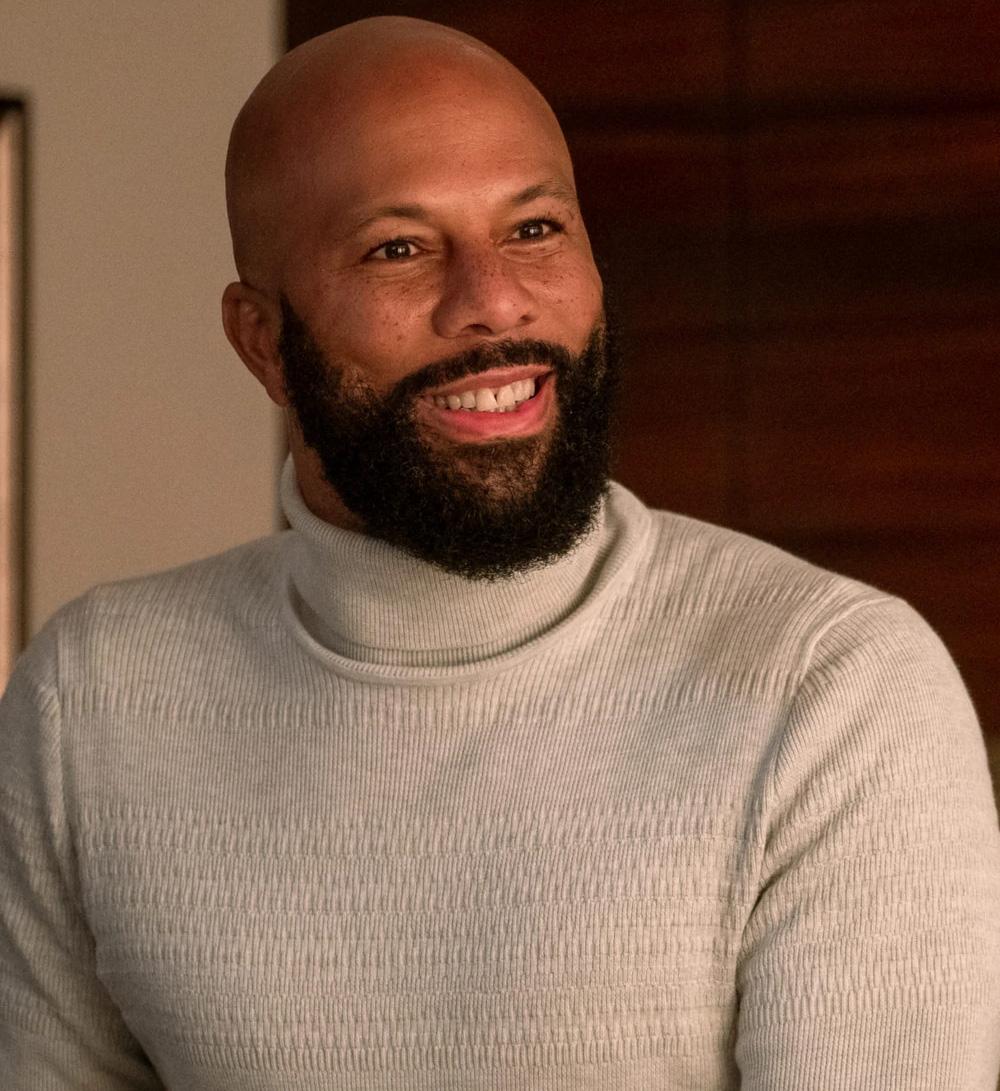 Common alias Lonnie Rashid Lynn som Dr. Jackson i Never Have I Ever sesong 2 (Netflix)